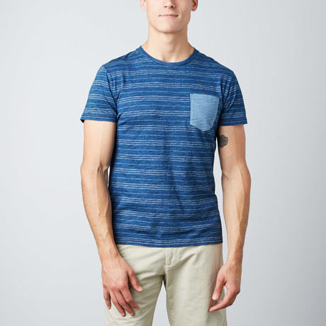 Cima Striped Tee (S)