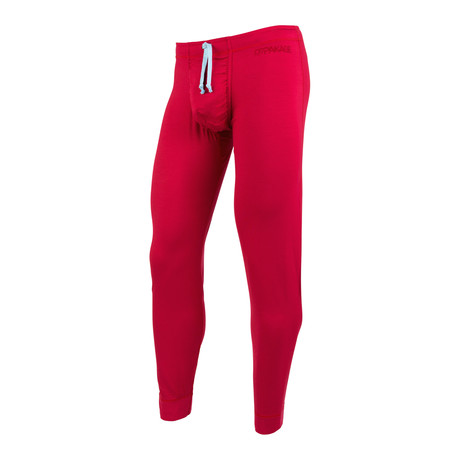 Premium Sleepwear // Crimson