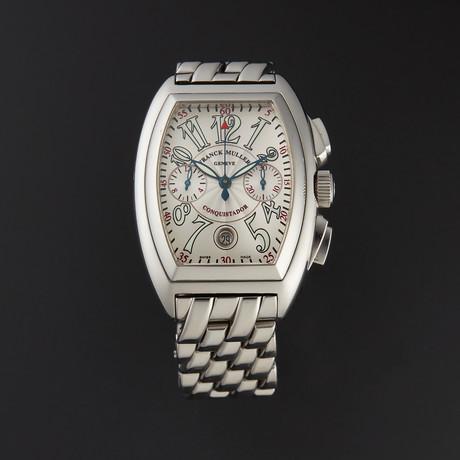 Franck Muller Conquistador Chronograph Automatic // 8005 CC // Pre-Owned