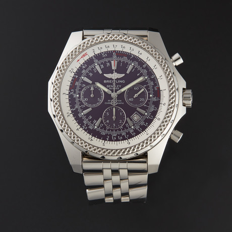 Breitling Bentley Automatic // Limited Edition // A25362 // Pre-Owned