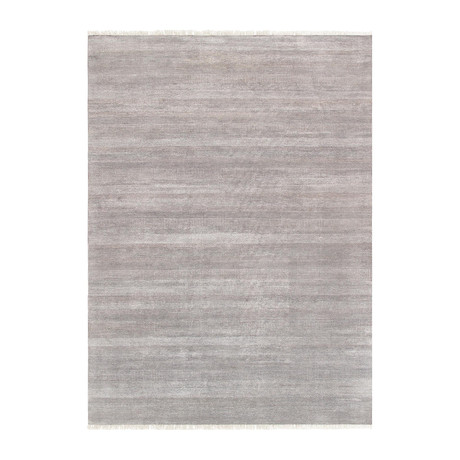 Transitiona Collection // Silk + Wool Area Rug // 100GS