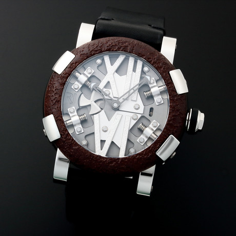 Romain jerome titanic dna steampunk automatic limited for Jerome girard