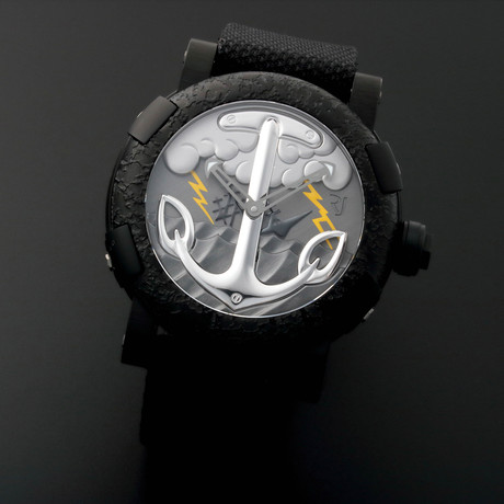 Romain Jerome Tattoo Automatic // RJ.T.AU.TT.002.02 // Unworn