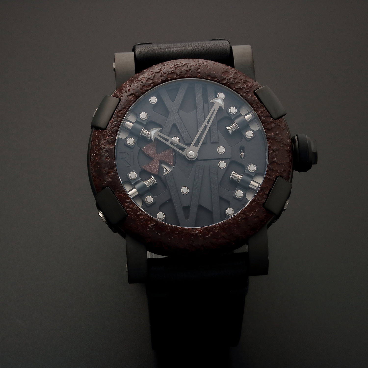 Romain jerome anniversary titanic dna automatic limited for Jerome girard