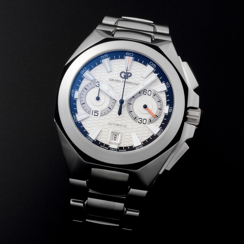 Girard perregaux chronograph automatic 49970 11 131 11a for Jerome girard