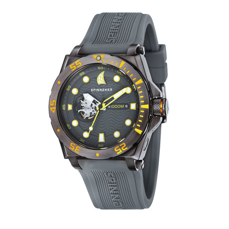 Spinnaker Overboard Automatic // SP-5023-07