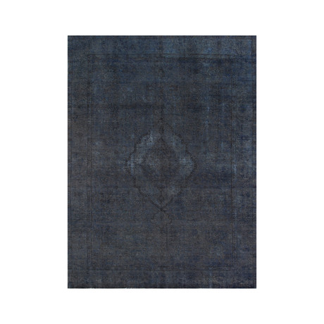 Vintage Overdye Collection // Wool Area Rug // 48461