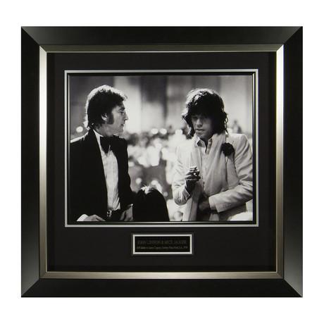 Mick Jagger & John Lennon // Limited Edition // Original