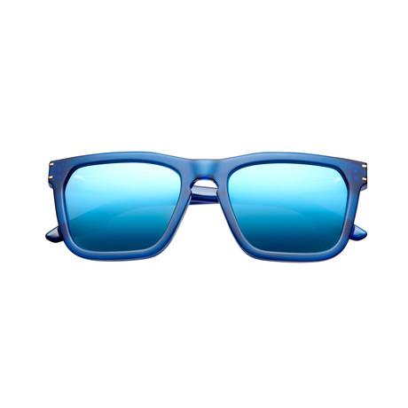 Gravitas // Midway Blue + Pacific Blue