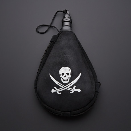 Bota de Vino // Pirata