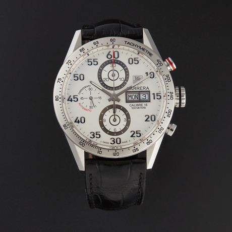 Tag Heuer Carrera Automatic // CV2A11.FC6235 // Pre-Owned