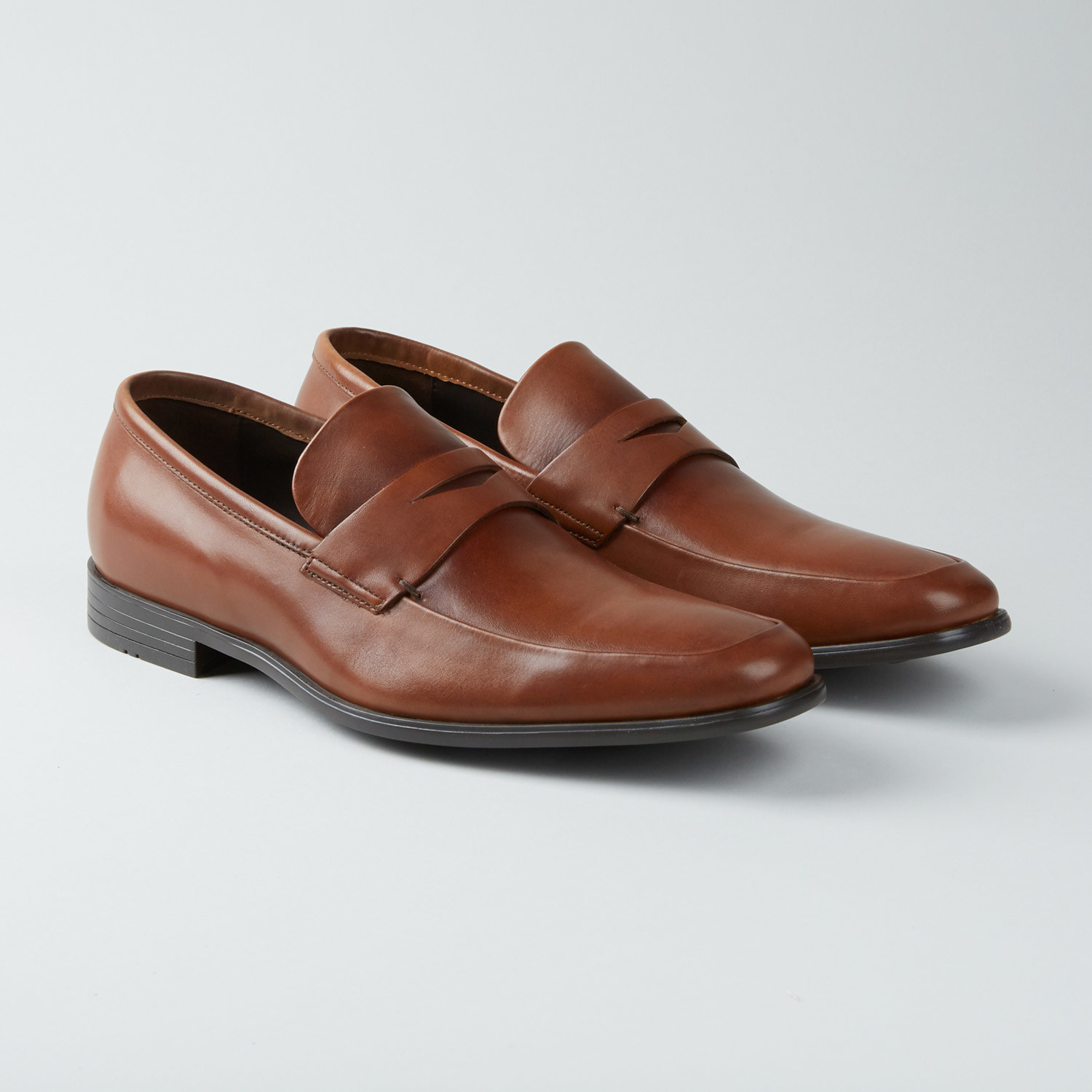 6e19dd7df2b Smith Penny Loafer    Cognac (US  9.5) - Rush By Gordon Rush - Touch ...
