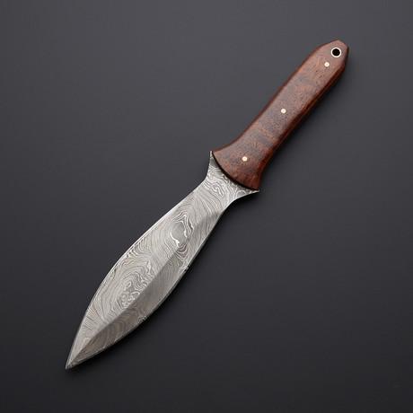 Texan Throwing Dagger