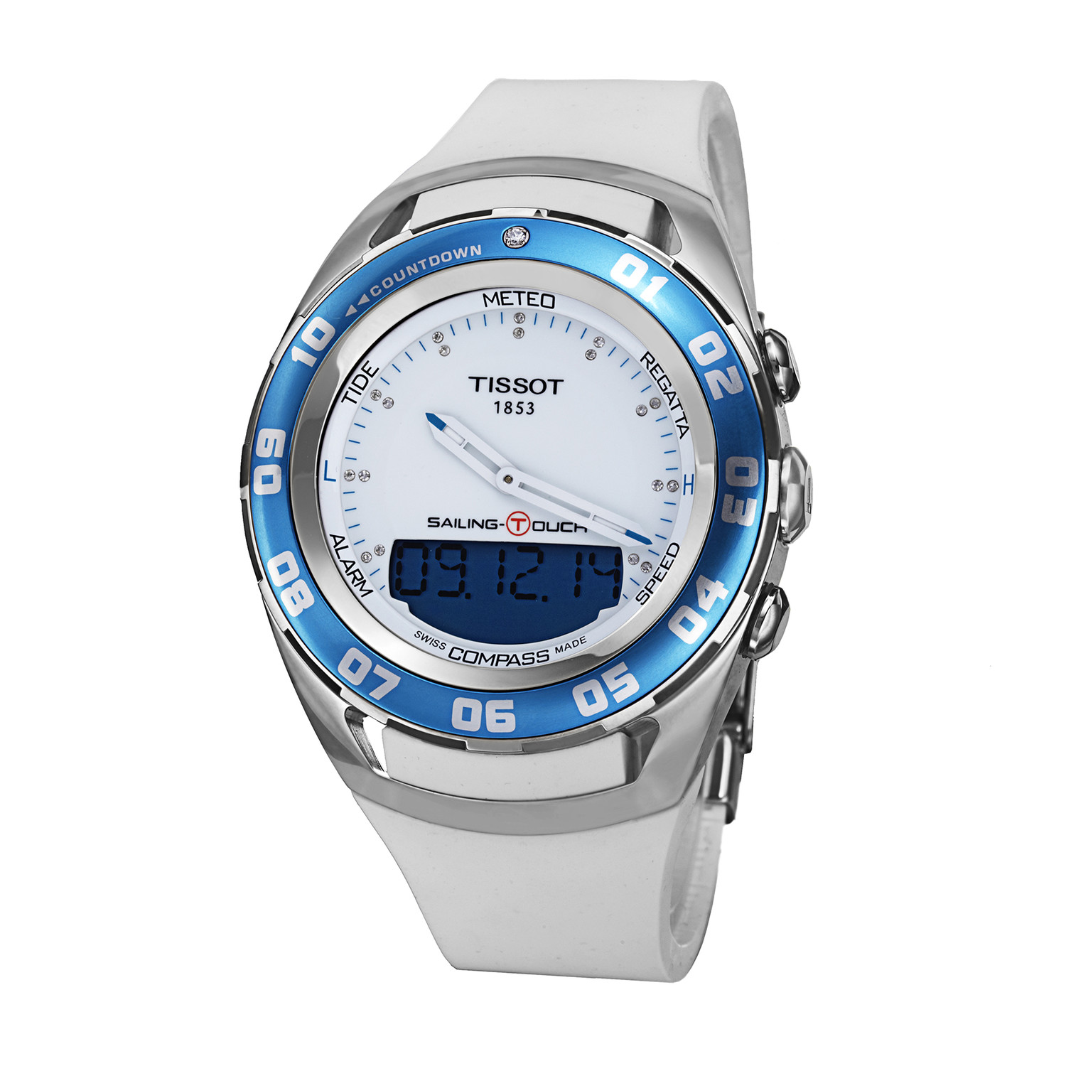 tissot 1853 touch watch manual