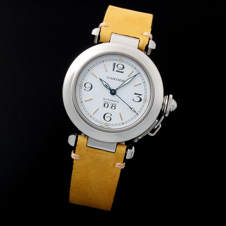 Cartier Pasha Big Date Automatic // 2475 // Pre-Owned