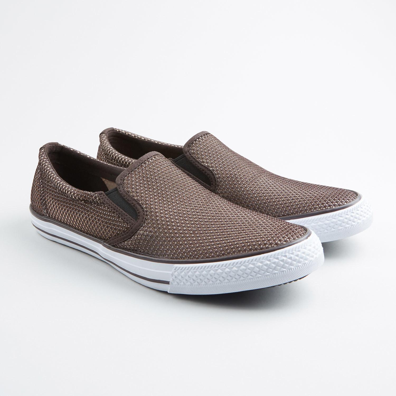 37aba2b8a754b Skid ll Sneaker // Chocolate (Euro: 44) - Burnetie - Touch of Modern