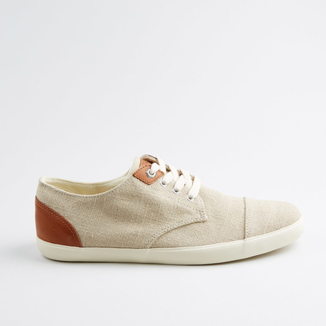 Hawk Eyes Low Sneaker // Khaki (Euro: 41)
