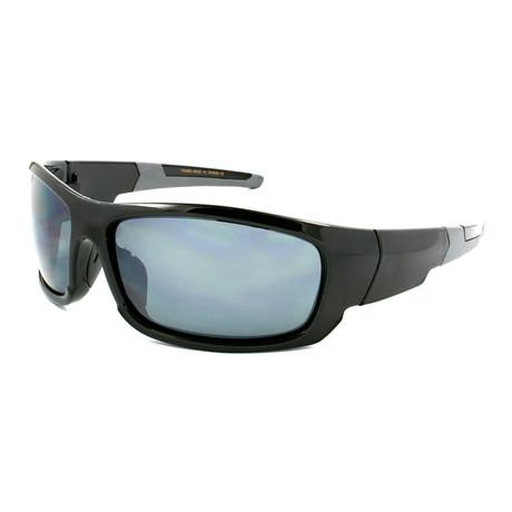 Bailard // Tr90 Shiny Black + Gray