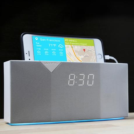 Beddi Intelligent Alarm Clock // White