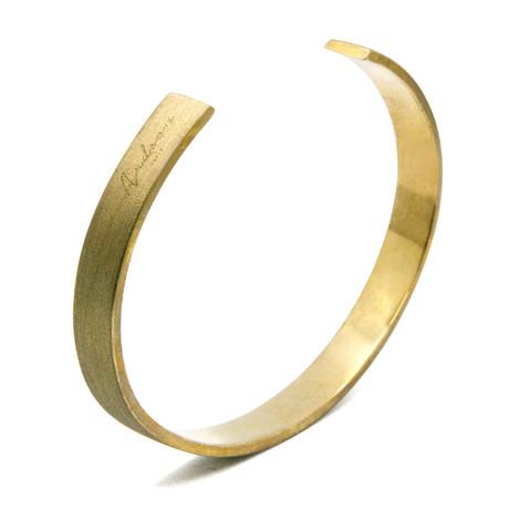 Basique Cuff // Brass