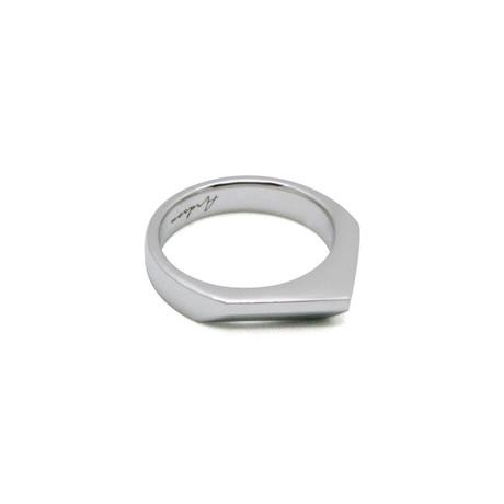 Ca Pique Ring // Silver