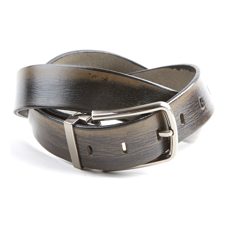 Antique Belt // Grey