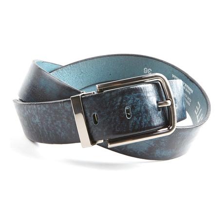 Antique Belt // Blue