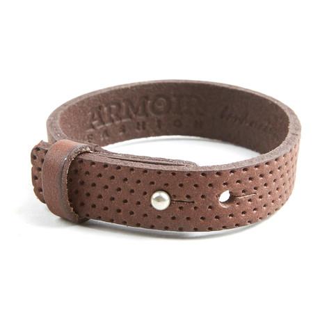 Loop Bracelet // Brown
