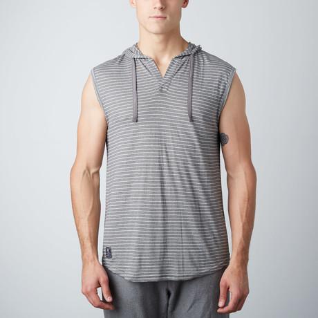 Edwin Muscle Shirt // Armory Gray
