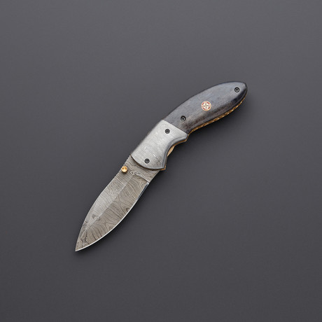 Liner Lock Folding Knife // VK0071