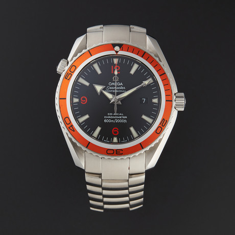 Omega Seamaster Planet Ocean Automatic // 2208.50.00 // Pre-Owned