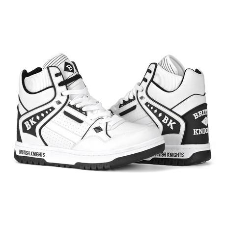 Director Hi Sneaker // White