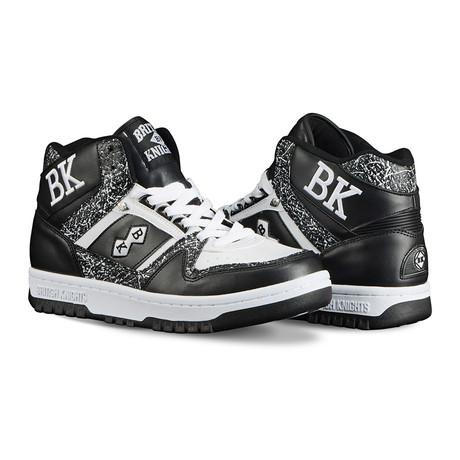 Kings SL Sneaker // Black + White