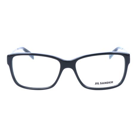 Unisex J4004 Optical Frames // Black + Palladium