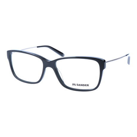 Unisex J4004 Optical Frames // Black + Palladium