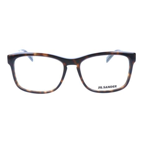 Unisex J4011 Optical Frames // Havana + Palladium