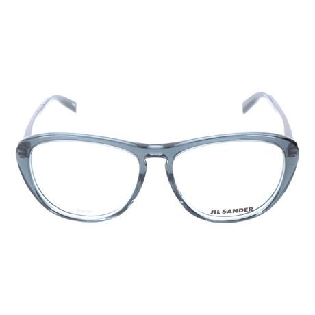 Unisex J4013 Optical Frames // Gray + Gunmetal
