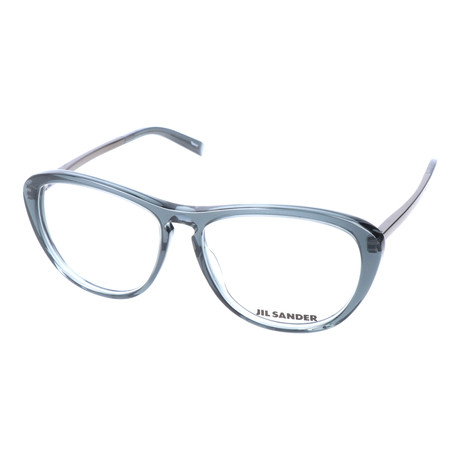 Unisex J4013 Optical Frames // Gray + Gunmetal