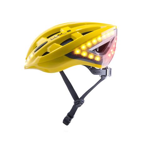 Kickstart Helmet // Yellow - Lumos