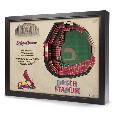 St. Louis Cardinals // Busch Stadium