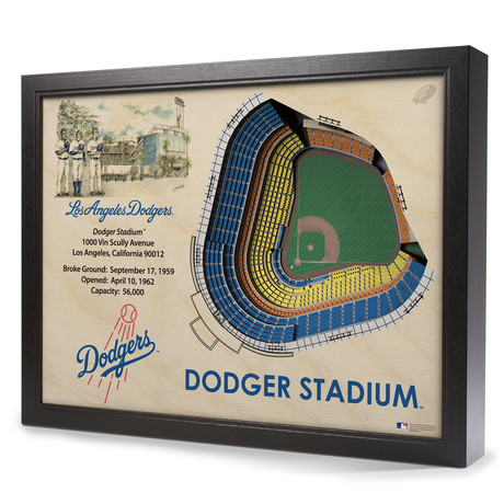 Los Angeles Dodgers // Dodger Stadium