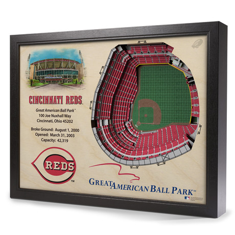 Cincinnati Reds // Great American Ball Park
