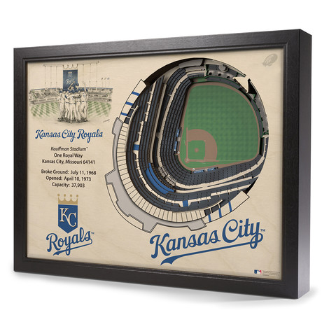 Kansas City Royals // Kauffman Stadium