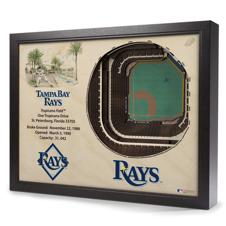 Tampa Bay Rays // Tropicana Field