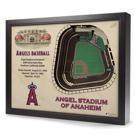 LA Angels // Angel Stadium of Anaheim