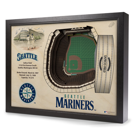 Seattle Mariners // Safeco Field