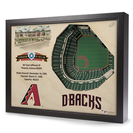 Arizona Diamondbacks // Chase Field
