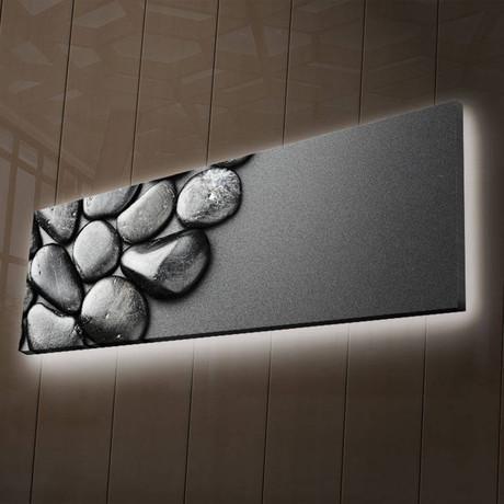 Black + White Stones