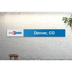 Denver, Colorado // Amtrak Classic