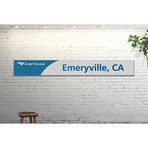 Emeryville, California // Amtrak Modern